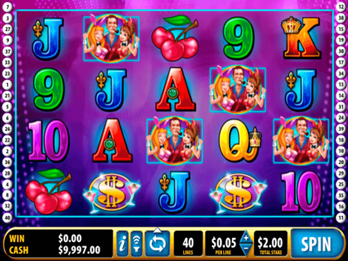 playboy hot zone bally jogo casino online