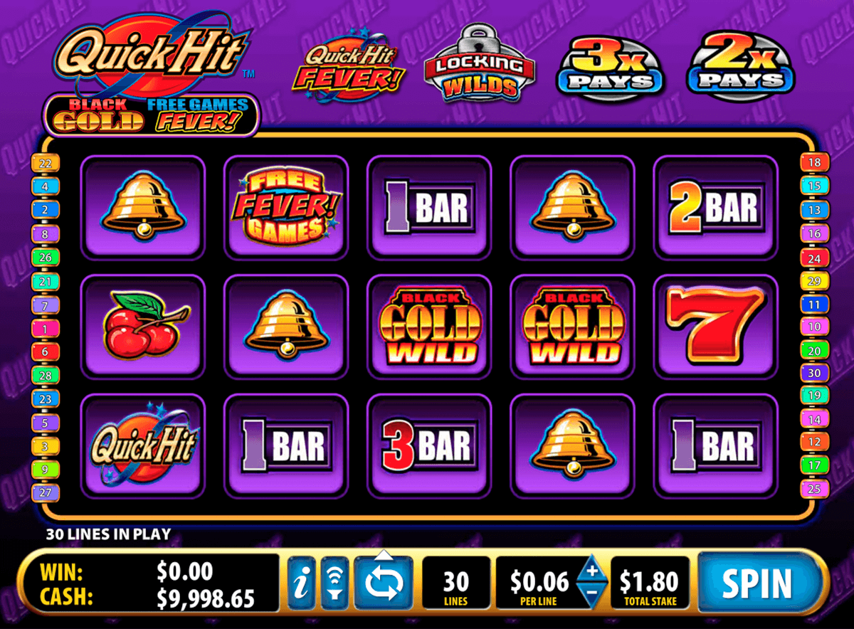 quick hit black gold bally jogo casino online