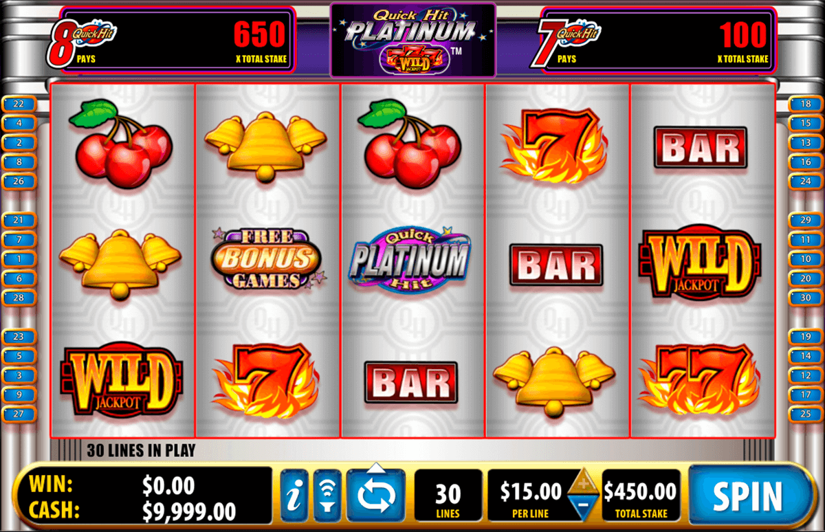 quick hit platinum bally jogo casino online
