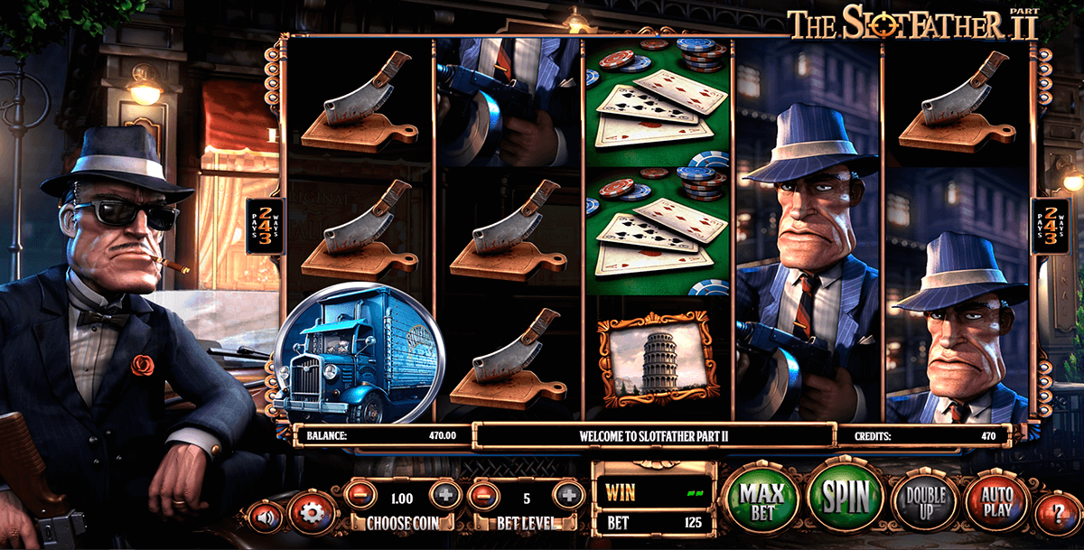 the slotfather ii betsoft jogo casino online