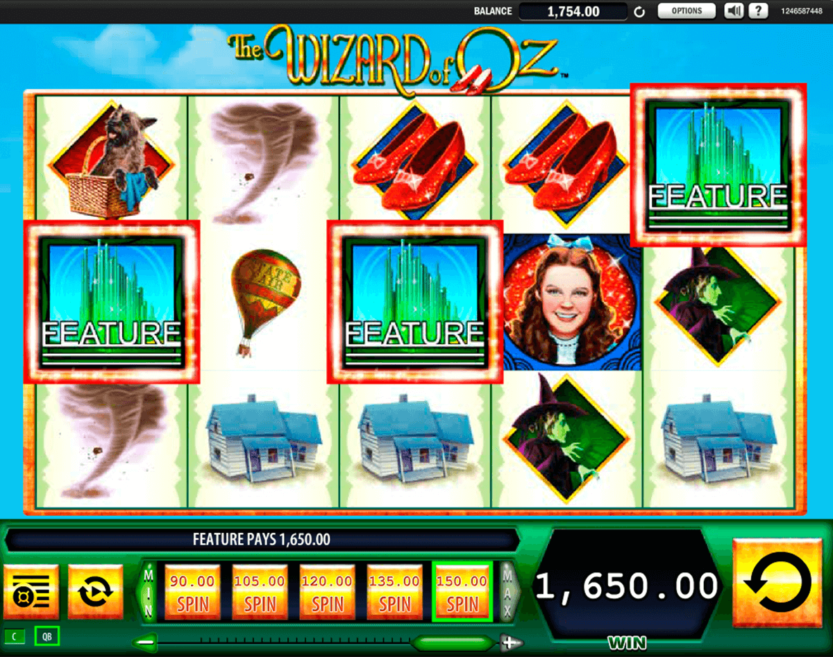 the wizard of oz wms jogo casino online